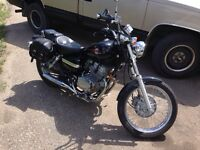2001 Honda rebel 250 $2000 obo want gone asap