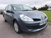 null Renault Clio 1.4 16v Expression 5dr