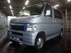 2001 Honda Vamos 4x4 Van