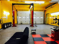 NEWLY RENOVATED AUTOMOTIVE SHOP IN TOWN 2000 SQFT $1700! - TRURO