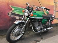Suzuki Rebel 350 Rebel II 1969
