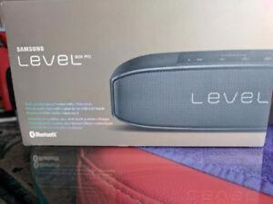 Speaker Samsung Level Pro Wireless Speaker Blue Tooth NEW - $175