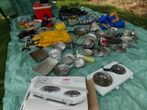 CAMPING-equipement