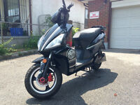 Stealth scooter 2015 model