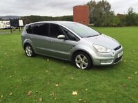 2008 ford s-max titanium DIESEL, 7 SEATER AUTO *FREE WARRANTY*not scenic, sharan, alhambra