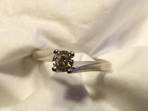 14 karat wedding ring Strathcona County Edmonton Area image 3