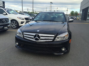 2008 Mercedes-Benz C350 4MATIC PREMIUM Package Low KMs