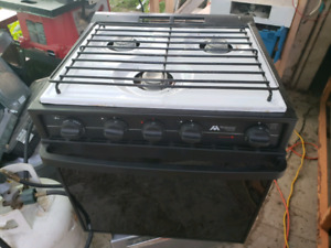 Atwood stove