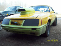 APR/24 TRACK IS OPEN BIG BLOCK MUSTANG READY TO RIPP FOR CHEAP !