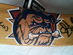 AHL 2001 Hamilton Bulldogs Hockey Stick Signed by the team! Boug Kitchener / Waterloo Kitchener Area image 6