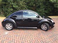 VW Beetle 2.0 litre manual Low mileage 70k £699ono