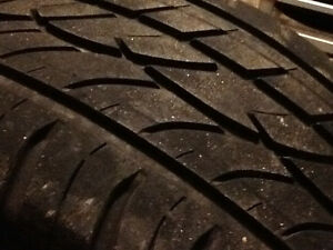 Summer wheels and tires 305 /40 R22 1100.00 obo Cornwall Ontario image 5