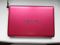 Netbook (small Laptop)...Sony VAIO Y Series (2011)