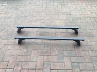 Roof bars for a 2010 5 door Vauxhall Corsa