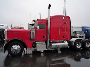 2006 Peterbilt 379 CAT. POWER single turbo