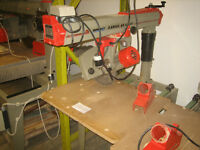 Omga RN600 Radial arm saw