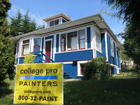 NOW HIRING FOR SUMMER PAINTING POSITION