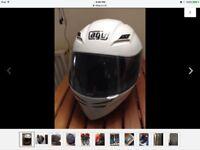 AGV Motorcycle Helmet ,XL,