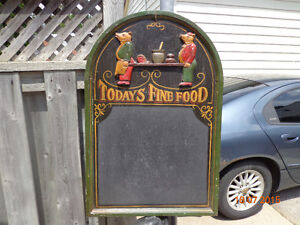 Kitchen chalk board London Ontario image 1