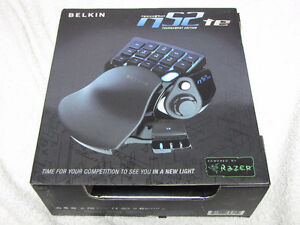 Belkin n52te tournament Edition SpeedPad lefthand.