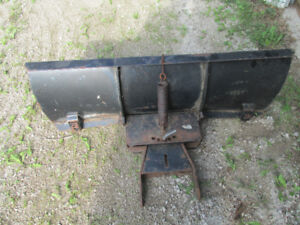 Snow Blade for Lawn Tractor