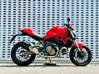 Ducati Monster 821 M821