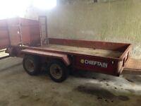 Chieftain plant trailer