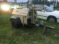 Ingersoll Rand L6 Light Tower