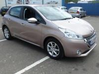 2013 PEUGEOT 208 ACTIVE E-HDI ** AUTOMATIC - ZERO 0 TAX ** HATCHBACK DIESEL