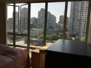 Furnished Apartment Rent in Yaletown downtown Vancouver