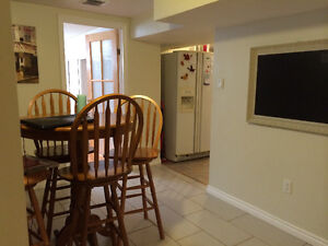 Trent Student: One bright bedroom for rent All inclusive Peterborough Peterborough Area image 3