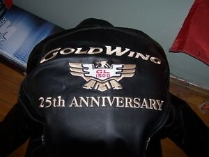 Goldwing 25th ann ladies leather jacket