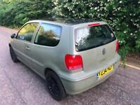 Volkswagen Polo 1.0 2001MY E