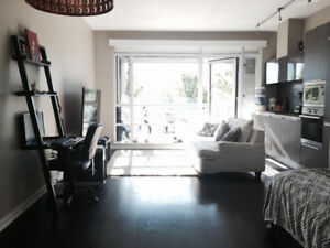 Olympic Village @ False Creek 550ft Condo for Rent
