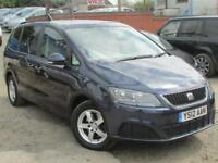 Seat Alhambra 2.0TDI DPF CR (115ps) 2012 WITH FULL SERVICE HISTORY