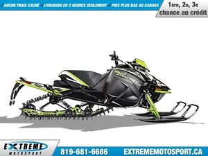 2018 Arctic Cat XF 8000 HIGH COUNTRY LIMITED ES (141) 53,58$/SEM