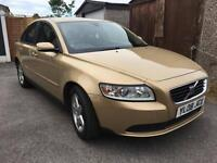 Volvo S40 1.6 S 4dr | ONLY 48,000 MILES