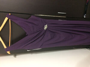 Formal Purple Dress for sale for prom or wedding