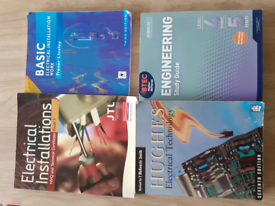 Electrical Installations Book set (4 books)