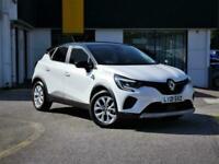 2021 Renault Captur RENAULT CAPTUR 1.3 TCE 140 Iconic 5dr SUV Petrol Manual