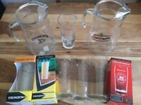 Collectable Glassware inc Strongbow