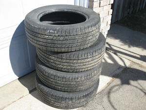 Michelin Touring Tires