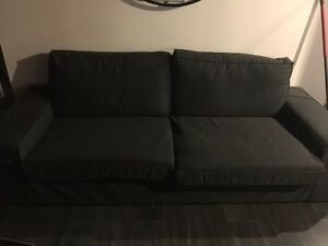 2 IKEA couches