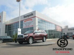 2010 Toyota Sequoia 4WD 4DR 5.7L LIMITED