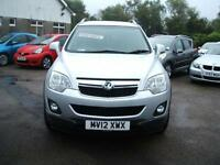 2012 Vauxhall/Opel Antara 2.2CDTi Exclusiv 5d **BANK HOLIDAY SPECIAL**