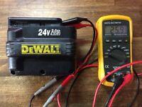 Dewalt 24v battery for sds drill or saw