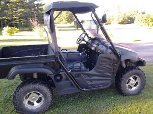 Hisun 700 efi 4x4 for sale