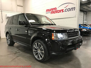 2011 Land Rover Range Rover HSE Luxury 20 Wheels Loaded Clean