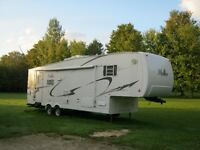 Fifth Wheel Trailer 29ft