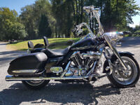 2007 Harley CVO Road King (Rare)